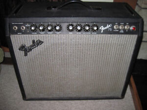 1983 FENDER 75 LEAD AMP WITH REVERB...EXTREMELY RARE