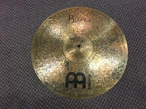 Meinl Cymbale Byzance Dark ride 21 - used/usagée