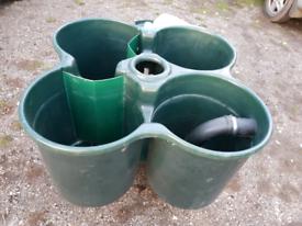 Clover leaf 2 pond Filter system