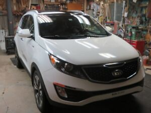 KIA 2013 TURBO Suportage  SX-T   AWD Luxury