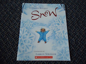 Snow Paperback Kingston Kingston Area image 1