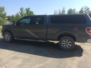 2014 Ford F150 XLT Supercrew 4x4