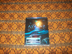 Avatar  Extended Blu ray Collectors edition new