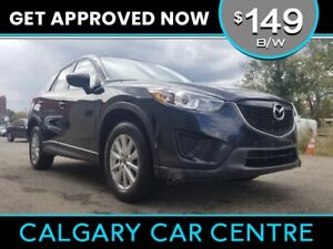 2015 MAZDA CX-5 $149B/W TEXT US FOR EASY FINANCING! 587-582-2859