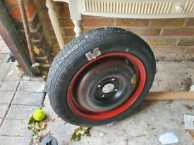 Ford focus spare wheel.