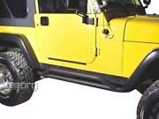 Jeep TJ Rock Sliders