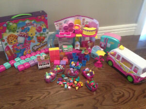 Over 75+ Shopkins
