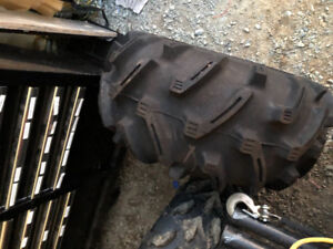 2 brand new never mounted Goodyear ATV tires