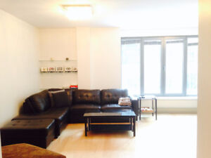 Beautiful downtown apartment in Cours Mont Royal (Montreal)