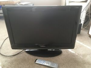 26inch HD TV with built-in DVD player