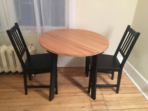 IKEA GAMLARED / STEFAN DINING SET- $60