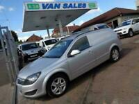 2012 VAUHALL ASTRA VAN SPORTIVE 1.7 CDTI 110 BHP 6 SPEED MANUAL FWD PANEL VAN