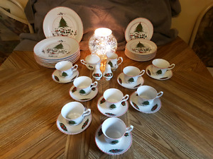 Romania TEA Set