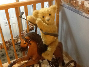 Steiff Baerle 43 Pab 1904 Kitchener / Waterloo Kitchener Area image 1