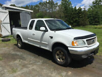 2002 Ford F-150 XLT Pickup Truck for sale or trade