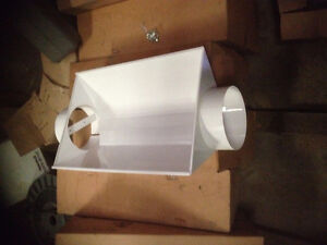 Lighting reflector for 1000 W HPS or MH New
