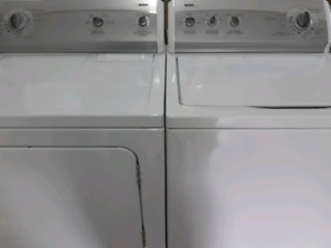 Kenmore 600 Series washer and dryer for sale