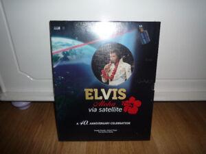 Elvis Livre sur Aloha From Hawaii de 450 pages neuf et scellé!