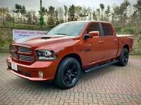 2017 RAM 1500 Sport 5.7 HEMI Stunning Rare Truck And SIMILAR REQUIRED !
