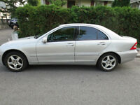 2002 Mercedes-Benz C-Class C320 Sedan