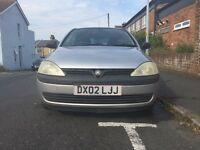 2002 VAUXHALL CORSA 1.2l ENGINE FOR SPARES AND REPAIRS