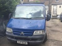 BREAKING Citroen relay all parts available