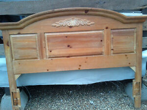 Queen Headboard. (Wood)