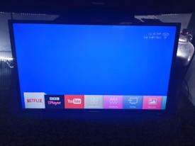 Blaupunkt BLA-32/138Q-GB-11B4-EGPF-UK 32 Inch HD Ready Smart LED TV