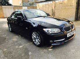 BMW 3 Series Convertible 330d Auto 2013