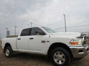 2010 Dodge Power Ram 2500HD-4X4-5.7L V8 HEMI POWER-CLEAN
