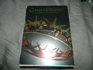 GAME OF THRONES SEASON 1 AND 2...NEVER WATCHED