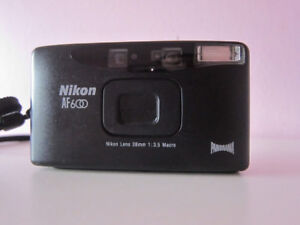 Nikon AF600 Lite Touch Panorama 35mm Compact P&S 28mm f3.5
