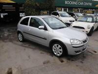 Vauxhall/Opel Corsa 1.2i 16v ( a/c ) 2006 SXi+B 70000MLS EXCELLENT