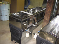 D & G Sportsman Maple Syrup Evaporator