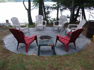MUSKOKA - LAKE OF BAYS AREA - LATE SUMMER RENTALS