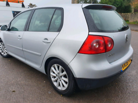 VW Golf 1.9 TDi Bluemotion, 2008, Long Mot £1175