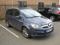 Vauxhall/Opel Zafira 1.9CDTi Design**Diesel**One Owner**7 Seats**FSH**Tow Bar**