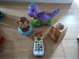 Toddler / baby toy bundle