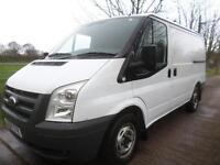 Ford Transit 2.2 TDCi Duratorq 85PS 300S Low Roof 300 SWB 58 REG 63K