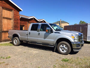 Camionnette Ford F 350 XLT, 2011