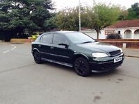 ASTRA 1.6-AUTO-2004-EXCELLENT CONDITION-5 DOORS-HPI CLEAR-CLEAN IN OUT-START RUNS EXCELLENT-65K