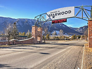 Sparwood Two Bedroom Top 4th Floor Condo Vacation Rentals