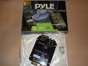 Bass booster 12db Pyle