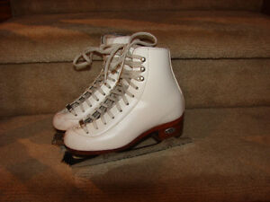 Riedell youth skate \ Coronation Ace blade 12.5