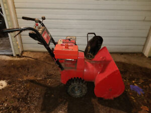 Refurbished Snowblower | Buy or Sell a Snowblower in Ontario