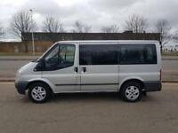 "FORD TRANSIT TOURNEO 2.2 LIMITED 115 BHP 2009 ""09"" REG 9 SEATER ***NO VAT***"