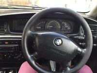 Vauxhall vectra 51