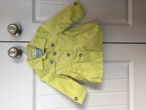 18 month spring coat
