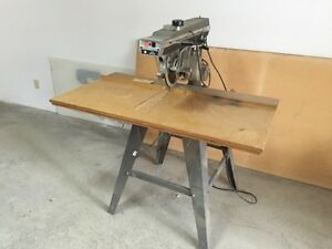 "Radial Arm Saw 10"" Black & Decker with 12 Amp Motor"