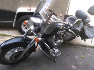 2001 vt 750cc. Parts. part out